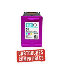 Cartouche Compatible HP 61 XL Couleur