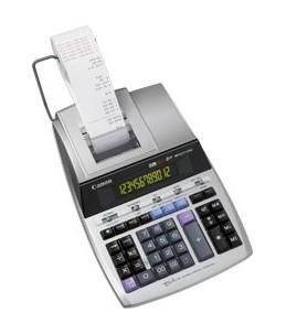 Canon MP1211-LTSC - Calculatrice imprimante - LCD - 12 chiffres - avec adaptateur