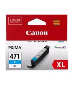 Cartouche 471 XL Cyan - Canon