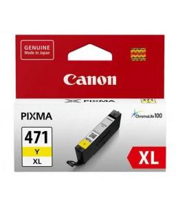 Cartouche 471 XL Yellow - Canon