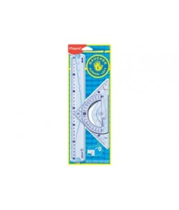 Maped  Kit de traçage 3 pièces