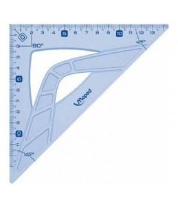 Maped Géométric équerre 21 cm 45°