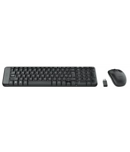 CLAVIER LOGITECH MK220 KEYBOARD AND MOUSE