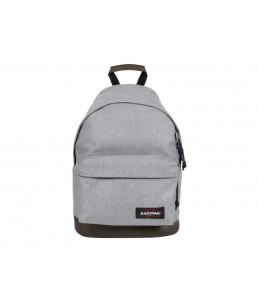 EASTPAK Wyoming - Sac à dos sundey grey - fond renforcé