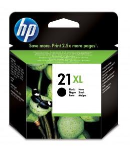 HP 21XL - noir - cartouche d'encre originale