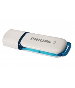 USB KEY SNOW PHILIPS 16GB 2.0 BLUE