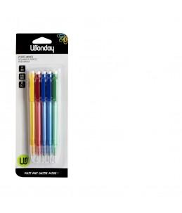JPC - 10 Crayons porte...