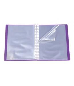 Viquel Propyglass Geode - Porte vues personnalisable à pochettes repositionnables - 60 vues - A4 - disponible dans différente