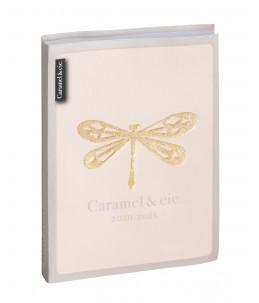 Agenda Caramel & Cie - 1 jour par page - 12,5 x 17,5 cm - 2 modèles disponibles - Exacompta