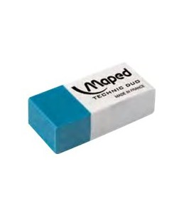 Maped - gomme - Technic Duo