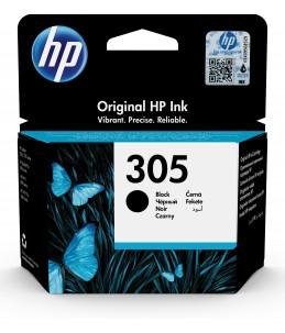 Cartouche HP 305 Noir