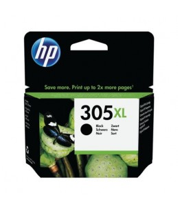 HP 305XL BLACK CARTRIDGES