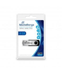 MediaRange USB Flexi-Drive - clé USB 4 Go - USB 2.0