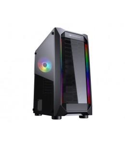 BOITIER PC GAMING MX410 PANNEAU ACRYLIQUE RGB