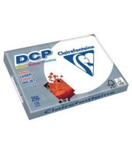 Clairefontaine DCP - Papier ultra blanc - A4 (210 x 297 mm) - 250 g m² - 125 feuilles