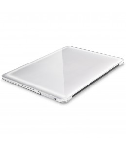 COQUE CLIP ON RIGIDE MACBOOK AIR 13 TRANP