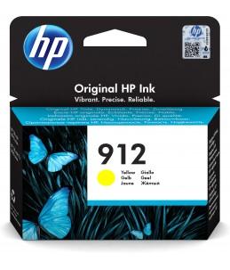 HP 912 - jaune - cartouche d'encre originale