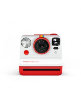 APPAREIL PHOTO POLAROID NOW ROUGE
