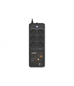 INFOSEC Z2 EX 700 - onduleur 6 prises - 700 VA