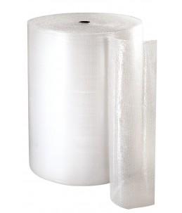 Carton Plus - Rouleau de film à bulles - 1 m x 50 m