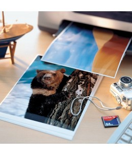 Avery - Papier Photo brillant - A4 - 200 g m² - impression jet d'encre - 25 feuilles