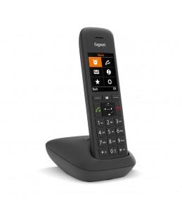 Gigaset C575 - téléphone sans fil - noir