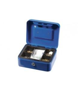 Solveig ECO - caisse à monnaie 20X16X9 - bleu