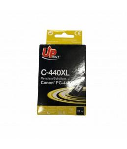 UP-C-440XL-CANON MG2150/MX375-PG440XL-BK