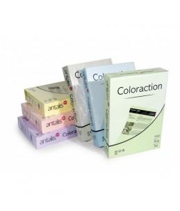 Antalis Coloraction Lagoon - Papier teinté -  A4 - 80 g/m² - 500 feuilles - Lagoon
