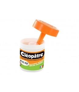 Cléopâtre - Pot de colle - Blanche - 23 gr