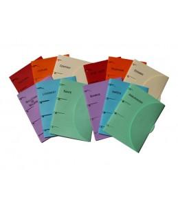 Smartfolder Le Pack Pro - chemise à 3 rabats - Bulletins de salaire