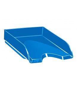 Ceppro Gloss - Corbeille à courrier - Bleu océan