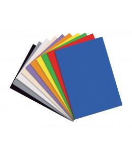 APLI PAPER - Matériaux d'activités manuelles - 200 x 300 mm - 10 feuilles mousse - Assortiment