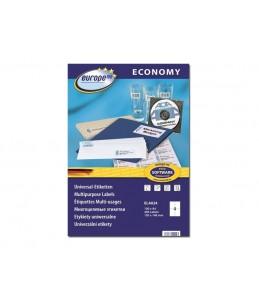 Europe100 - 400 étiquettes 105 x 148mm