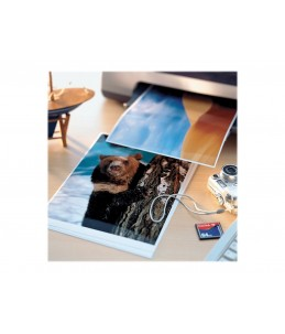 Avery - 35 Feuilles de Papier Photo 230g/m² A4 - Impression Jet d'encre - Brillant
