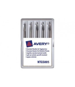 Avery - 5 Aiguilles Standard avec Couteau IntEgrE