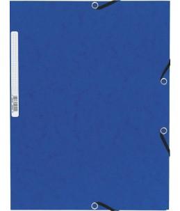 Exacompta Nature Future - chemise à 3 rabats - Bleu
