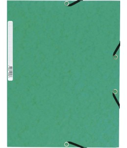 Exacompta Nature Future - chemise à 3 rabats - Vert