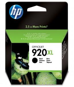 HP 920XL - noir - cartouche d'encre originale