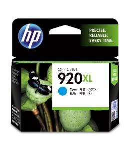 HP 920XL - cyan - cartouche d'encre originale