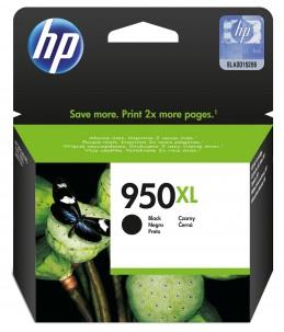 HP 950XL - noir - cartouche d'encre originale