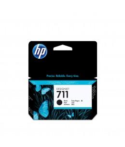 HP 711 - noir - cartouche d'encre originale