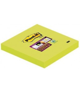 Notes Super Sticky Post-it Vert Olive - 76 x 76 mm