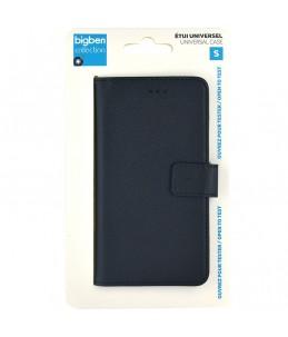 Bigben Connected Universal folio size S - protection à rabat pour téléphone portable