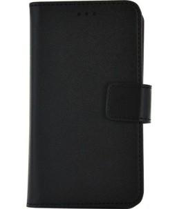 Bigben Connected Universal folio case size M - protection à rabat pour téléphone portable