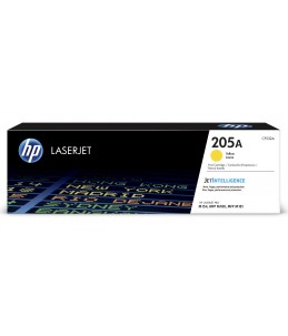 HP 205A - jaune - toner LaserJet d'origine - cartouche laser