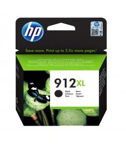 HP 912XL - noir - originale - cartouche d'encre