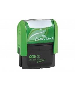 COLOP Printer 20 Green Line - tampon - COPIE