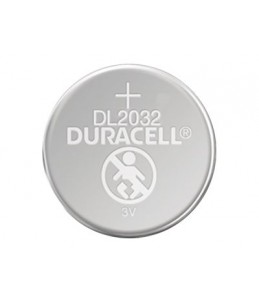 Duracell Electronics DL/CR 2032 - 2 piles boutons