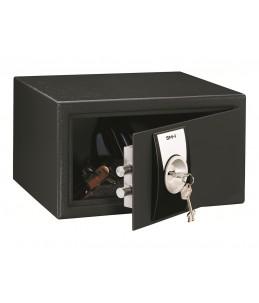 RESKAL SM 1 - Coffre-fort à clé - acier - noir